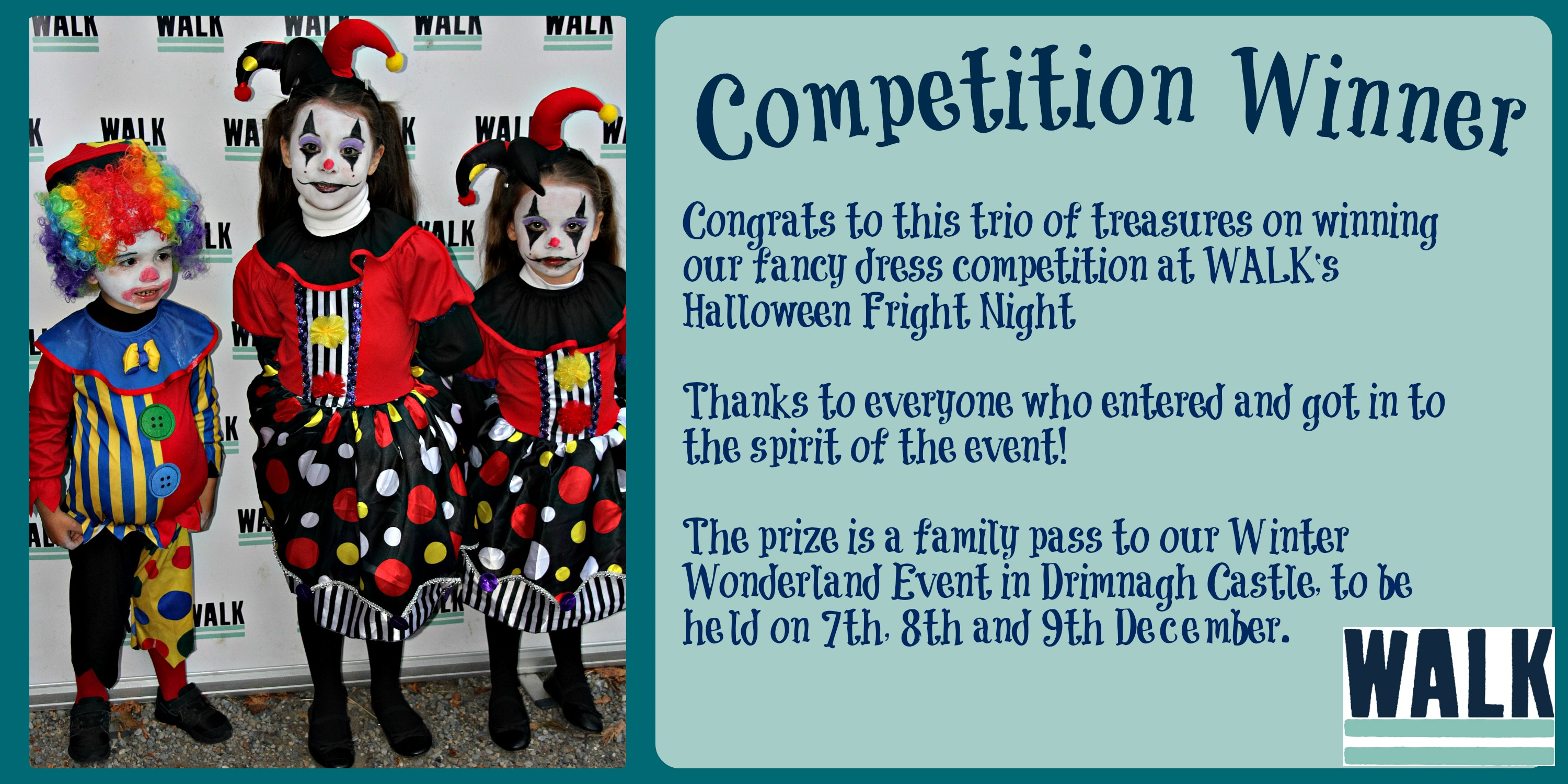 Fright Night Competition Winner
