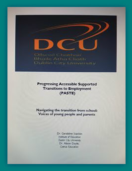 Report Published by DCU
