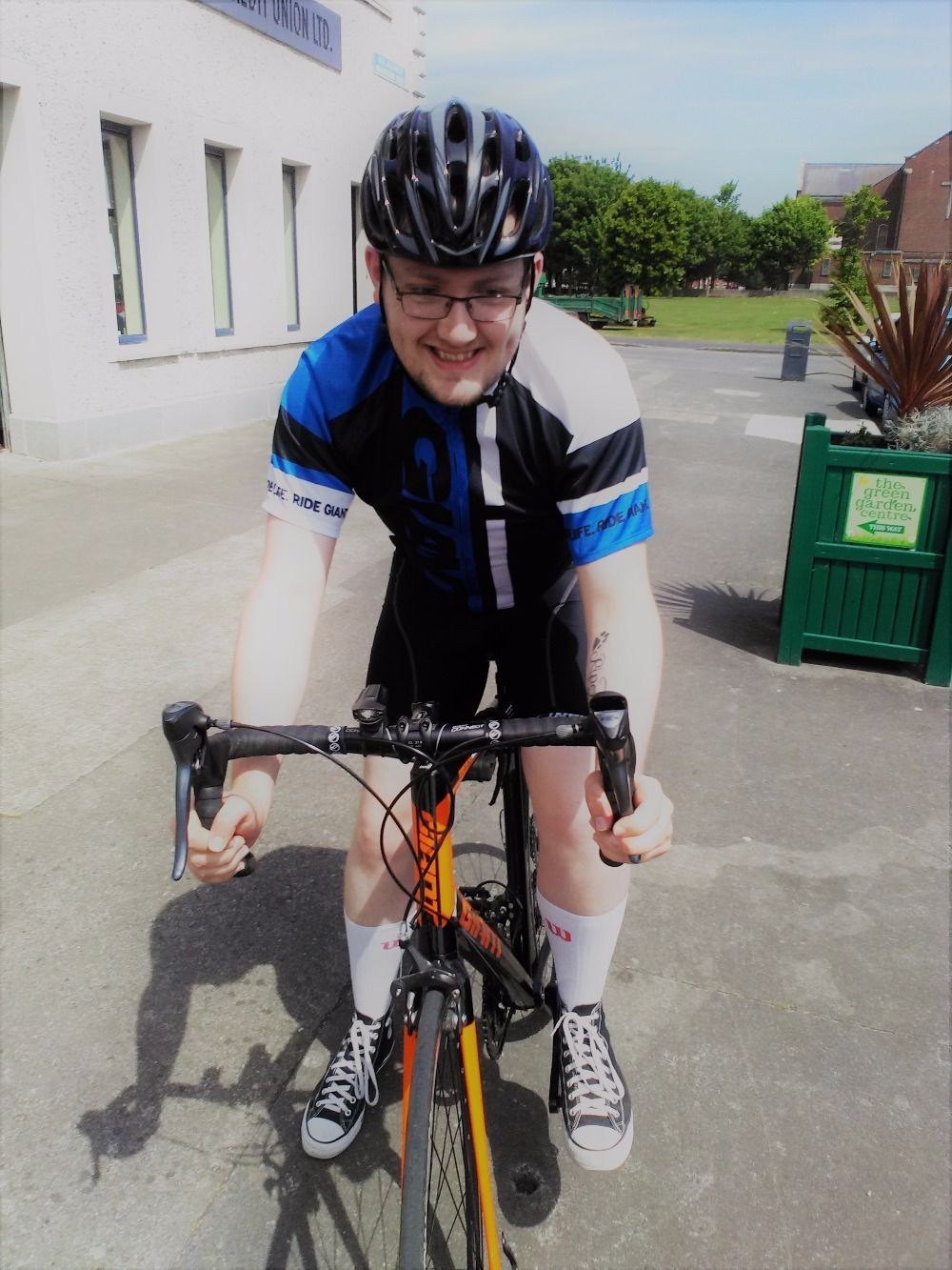 Patrick Foran's Sponsored Cycle ride for WALK