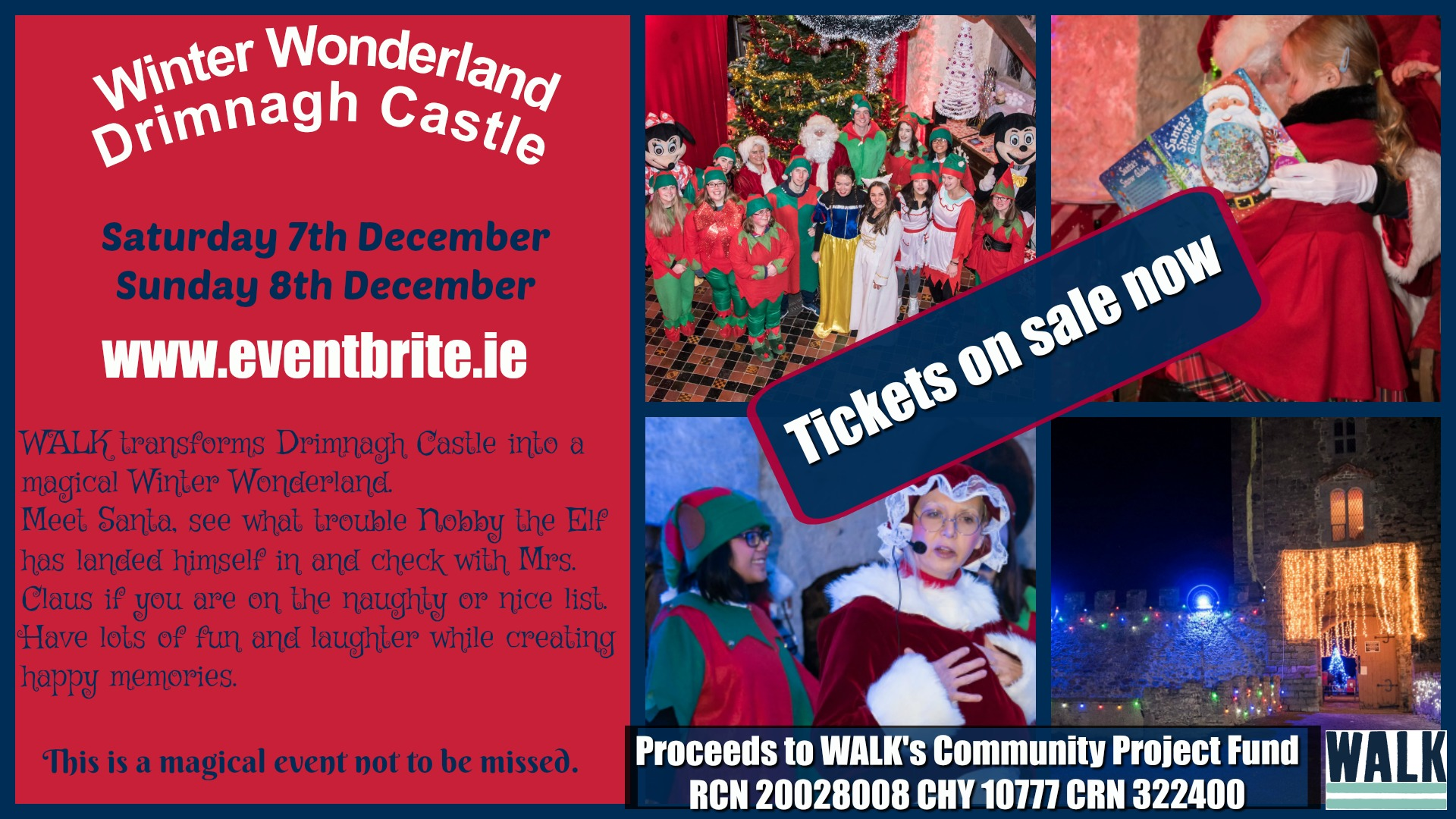 Winter Wonderland 7th and 8th December